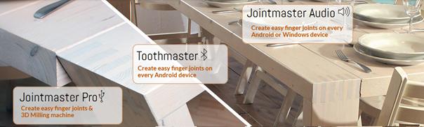 Jointmaster voor smidev
